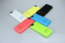 2200MAH EXTERNAL BATTERY BACKUP CHARGER CASE FOR I PHONE 5, 5S & 5C
