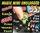 Unclog Canon Pixma MP510 MX700 QY6-0070-000 Printhead. New Magic Cleaning Kit #1
