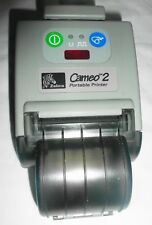 ZEBRA CAMEO2 PORTABLE POS THERMAL LABEL PRINTER - TESTED