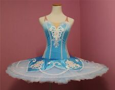Ballet performance tutu -- Performance quality in Pale blue for Adult