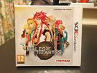 Tales Of The Abyss Nintendo 3DS Namco Brand New and Sealed