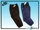 Nike Mens Tracksuit Bottoms (WOVEN) in BLACK or BLUE Small to XL
