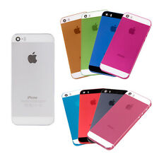 New Genuine Metal Replacement Housing Battery Back Door Cover Case for iphone 5S
