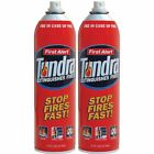 NEW First Alert AF400-2 Tundra Fire Extinguisher Aerosol Spray Twin Pack