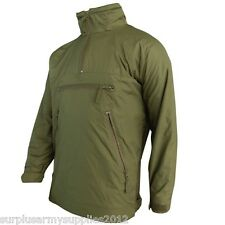 BRITISH ARMY SOFTIE MTP SMOCK FLEECE LINED PCS THERMAL CADET HIKING LIGHTWEIGHT