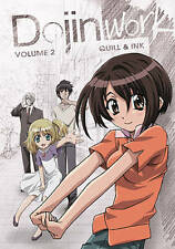 Doujin Work - Vol. 2: Quill and Ink (DVD, 2009)