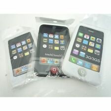 IPHONE 3 3G 3GS PENGUIN CASE SILICONE/GEL/RUBBER APPLE