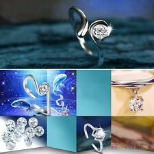 The Latest Twelve Constellations Silver Ring Birthday Gift Women's FineJewelry
