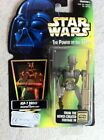 Star Wars POTF 2 Power of the Force Hologram Card ASP-7 Droid
