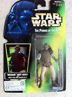 Star Wars POTF 2 Power of the Force Hologram Card Weequay Skiff Guard