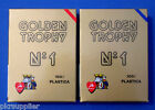 2 MODIANO GOLD PROFESSIONAL CASINO POKER PLAYING CARDS 100% PLASTIC WASHABLE
