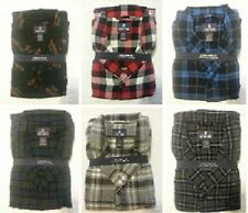 STAFFORD Men's Plaid Flannel Pajama Set NWT Various Sizes Colors