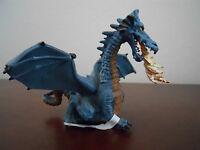 Papo NEW - Fire Breathing Dragon Fantasy Toy Knight - RETIRED - 2005