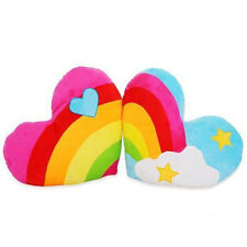 New Lover Pillow Heart-shaped Clouds Bolster Couple Plush Cushion Birthday Gift