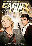 Cagney and Lacey - Season 1 (DVD, 2009, 4-Disc Set, Dual Side)