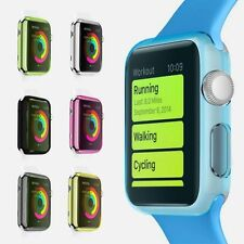 Apple Watch Sport Edition 42 mm TPU Schutzhülle Cover Case Bumper transparent