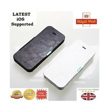 6500mAh External Battery Backup Power Pack Charger Case Cover for iPhone 5 5s 5c