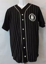 Last Kings LK Baseball Jersey Shirt TYGA Kingin Pinstripes NWT 100% Authentic