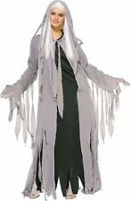 Midnight Spirit Costume Ghost Costume For Halloween Fancy Dress Party Ladies