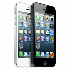 UNLOCKED Apple iPhone 5 32GB Smartphone Rogers Fido Bell Telus Koodo Chatr AT&T