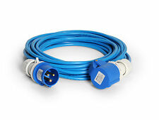 16amp 230V IP44 1.5mm 10 Metre Hook-up Lead