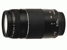Canon EF 75-300 mm F/4-5.6 III Lens BRAND NEW