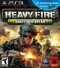 Heavy Fire: Shattered Spear (Sony PlayStation 3, 2013)