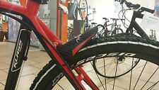 "PARAFANGO MTB TRAMA IN CARBONIO STILE MARSH GUARD BICI ""YOU MTB FENDER"" 1pz."