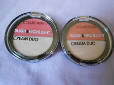 Collection 2000 Blush & Highlight Cream Duo 2in1