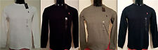 Ralph Lauren Pony Long Sleeve Crew Neck Shirt - Navy Black Grey White - S M L XL