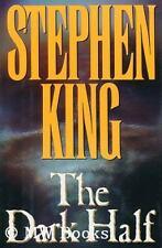 The Dark Half by Stephen King (1989, Hardcover) Free Shipping