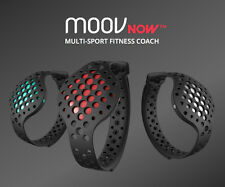 MOOV NOW Smart Fitness Activity Tracker & Personal Trainer MULTI SPORT Wristband