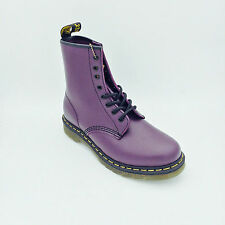 Dr Martens 1460Z Purple Smooth Airwair Leather Boots Mens/Womens UK New 3-13