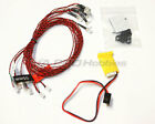 GT POWER 8 LED Light System for Scale RC Helicopter Airplane DJI TREX 450 V2 PRO