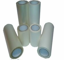 150mm WIDE ROLL APP TAPE APPLICATION TRANSFER TAPE PAPER OR CLEAR MEDIUM TACK