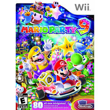 Mario Party 9 (Nintendo Wii) 100% Authentic USA Version for COLLECTORS