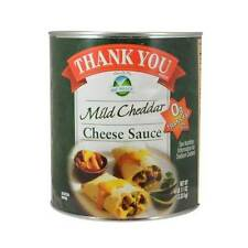 Bay Valley Foods Thank You Mild Cheddar Cheese Sauce, Number 10 Can - 6 per case