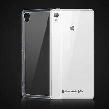 Clear Ultra Slim Transparent Silicone Case Cover For Sony Experia Xperia Z2 Z3C3