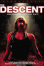 The Descent (DVD, 2006, Unrated Edition, Widescreen) HORROR  NEW SEALED