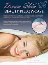 DREAM SKIN HYDRATING BEAUTY PILLOW CASE Silk y Physician Recommended Wrinkle