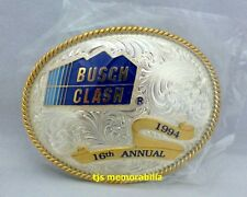 1994 BUSCH CLASH EARNHARDT CHAMPIONS CHAMPIONSHIP BUCKLE NOT RING MINT COND