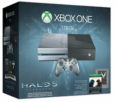 Xbox One 1TB Console Halo 5: Guardians Limited Edition Bundle NEW