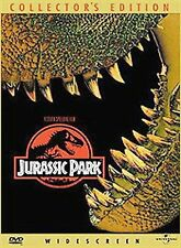 BRAND NEW SEALED JURASSIC PARK COLLECTORS EDITION DVD WIDESCREEN