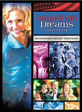 American Dreams Season One 7-DVD Sealed Brand NEW Box Set Extended Music Edition