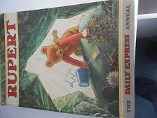 rupert the bear the daily express annual 1971