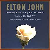 Elton John * Candle in the Wind 1997 NEW SEALED CD Princess Diana Tribute