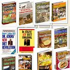 8000 Recipe Ebook Collection All You Will Need With Resell Rights On Printed CD