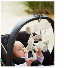 Hot Mamas&papas Cot Hanging Toy Baby Rattle Toy Soft Plush Rabbit Musical Toys