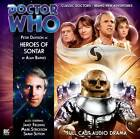 Doctor Who - Heroes of Sontar - CD Audiobook - New & Sealed