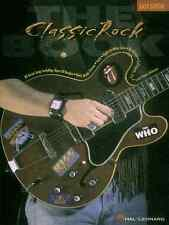 The Classic Rock Book - Easy Guitar: Easy Guitar Sheet Music / Songbook